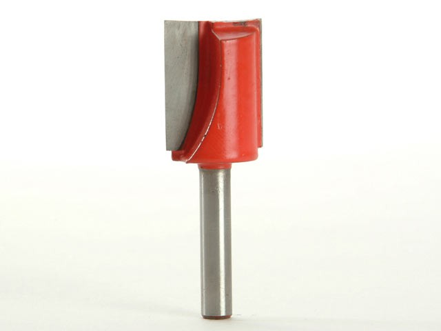 Router Bit TCT Two Flute 20.0mm x 25mm 1/4in Shank