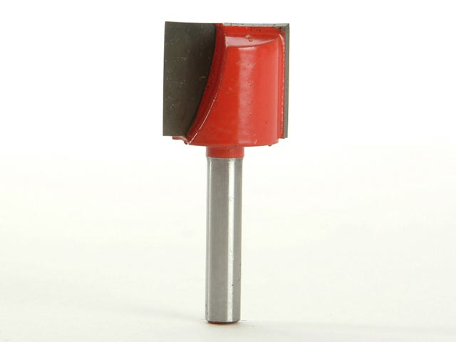 Router Bit TCT Two Flute 22.0mm x 19mm 1/4in Shank