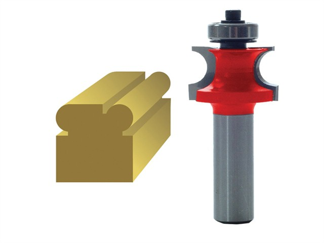 Router Bit TCT 3.2mm Corner Bead 1/4in Shank
