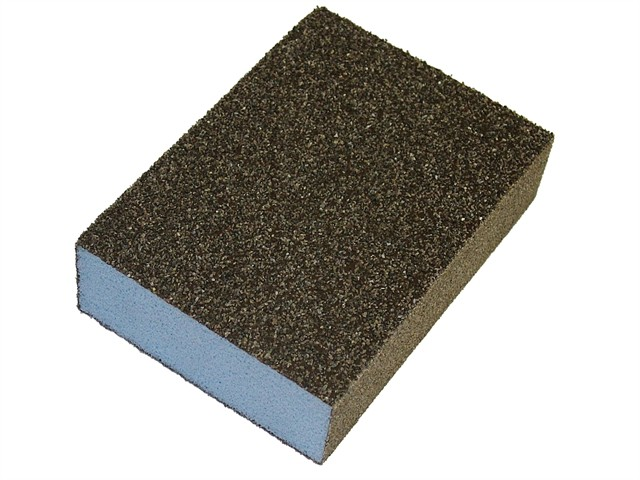 Sanding Block - Coarse/ Medium 90 x 65 x 25mm