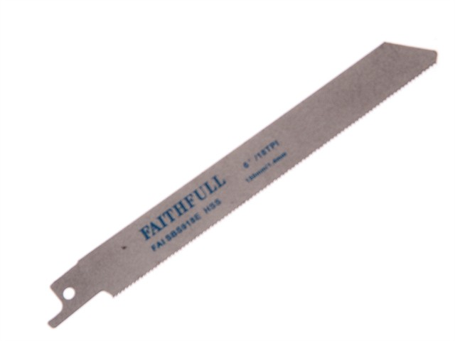 Sabre Saw Blade Metal S918E (Pack of 5)
