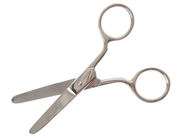 Pocket Scissors 100mm (4in)
