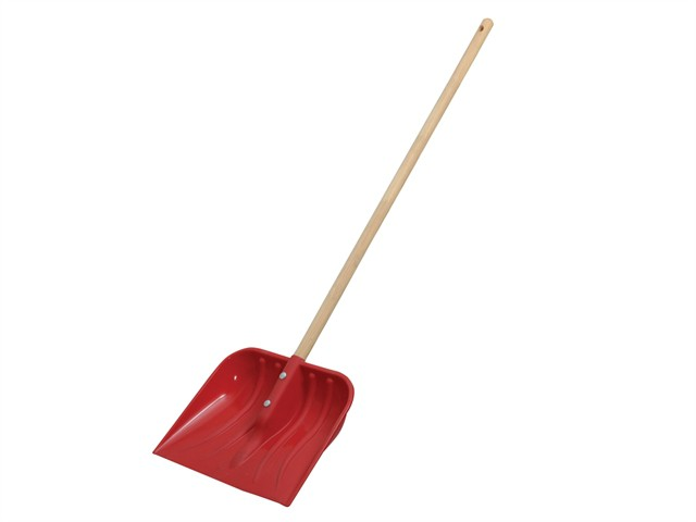 Childrens Plastic Snow Shovel Cw Handle