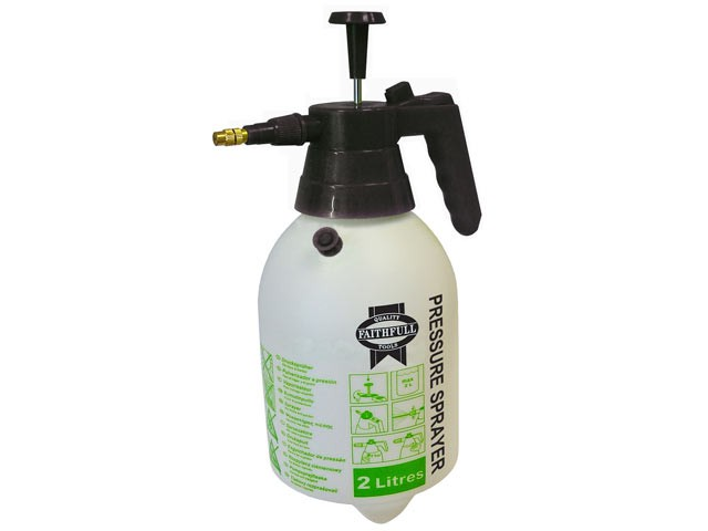 Hand Held Pressure Sprayer 2 Litre