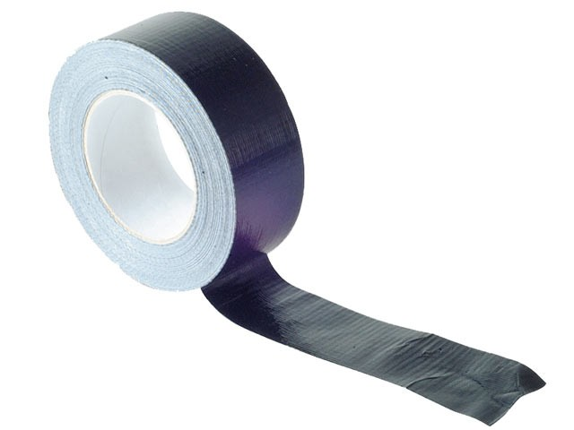 Gaffa Tape 50mm x 50m Black
