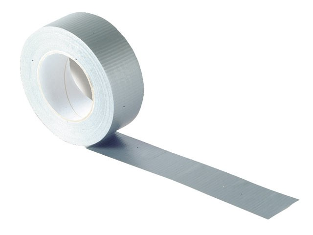 Gaffa Tape 50mm x 50m Silver