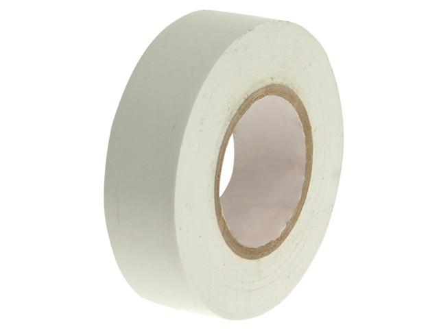 PVC Electrical Tape White 19mm x 20m