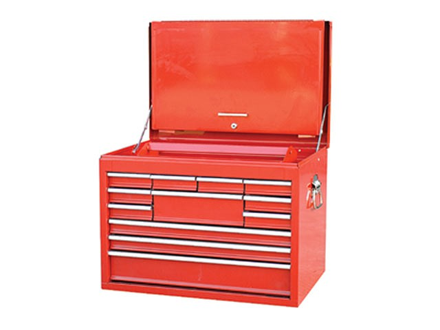 Toolbox, Top Chest Cabinet 12 Drawer