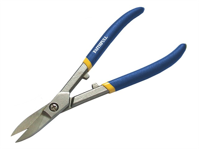 Jeweller's Tinsnips 178mm (7in)