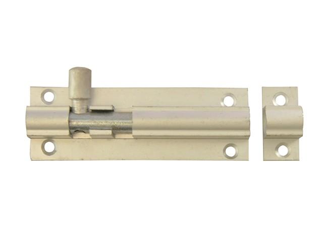 Door Bolt - Aluminium 75mm (3in)