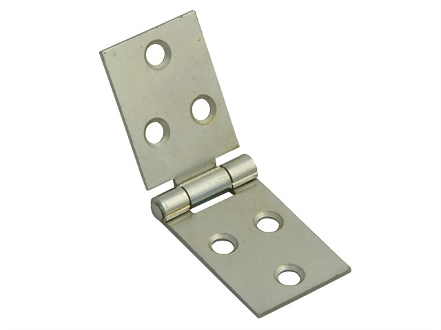 Backflap Hinge Zinc Plated 25mm (1in) Pack of 2