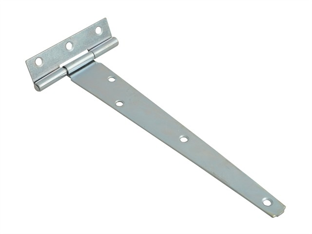 Tee Hinge 2 Zinc Plated 252mm (10in) Pack of 2