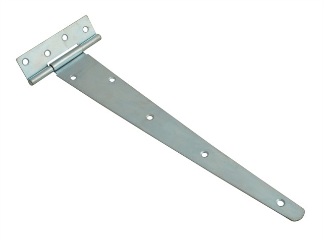 Tee Hinge Zinc Plated 350mm (14in) Pack of 2