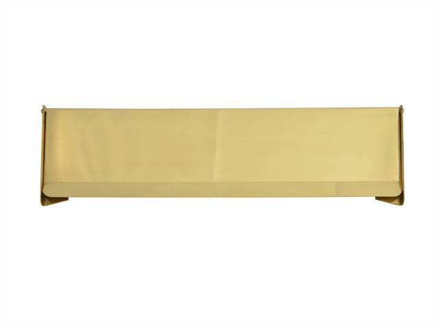 Brass Finish Internal Letter Flap 280mm