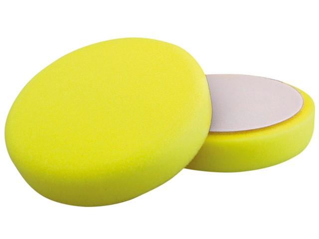 Yellow Soft Finishing Pad 150mm