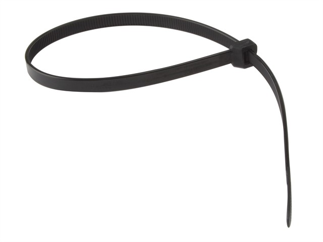 Cable Tie, Black 8.0 x 450mm (Bag 100)