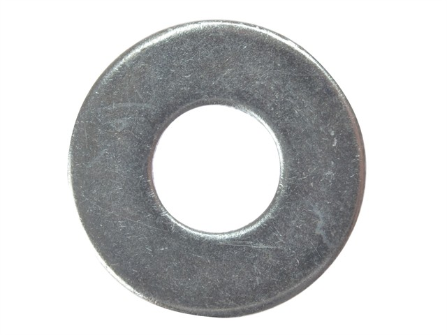 Flat Penny Washer ZP M5 x 25mm Bag 10