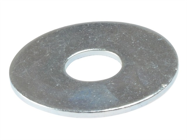 Flat Repair Washers ZP M10 x 40mm Bag 10