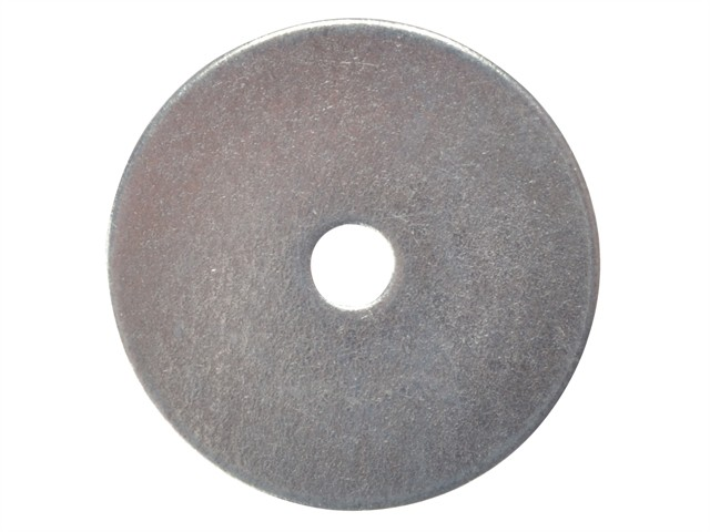 Flat Repair Washers ZP M6 x 40mm Bag 10