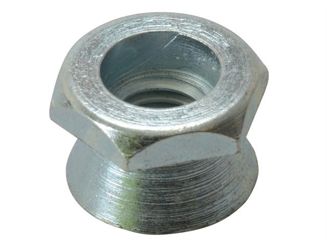 Shear Nut Zinc Plated M12 Bag 10