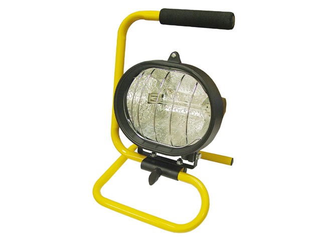 Portable Site Light 150 Watt 110 Volt