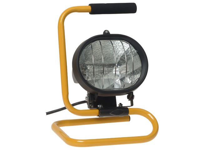 Portable Site Light 500 Watt 110 Volt