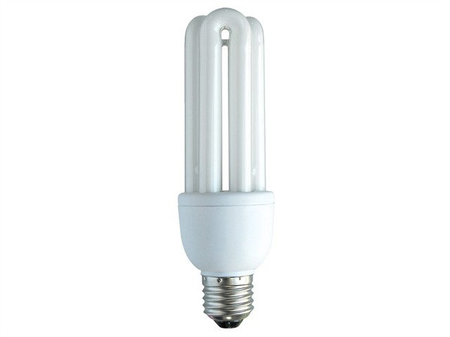 Low Energy Lightbulb 3u E27 240 Volt 13 Watt