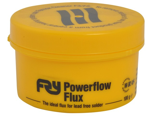 Powerflow Flux Medium 100g