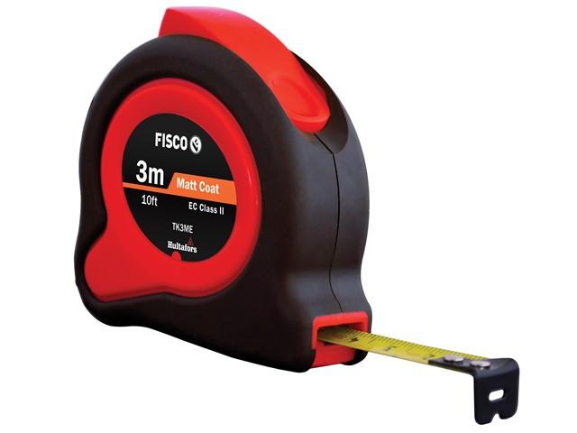 TKC3ME Tuf-lok Pocket Tape 3m/10ft (Width 13mm)