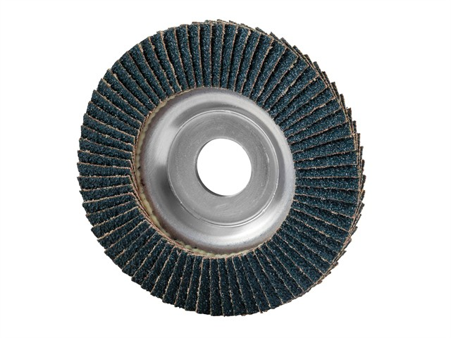 Industrial Zirconium Flap Disc 127 x 22mm - 80 grit Fine