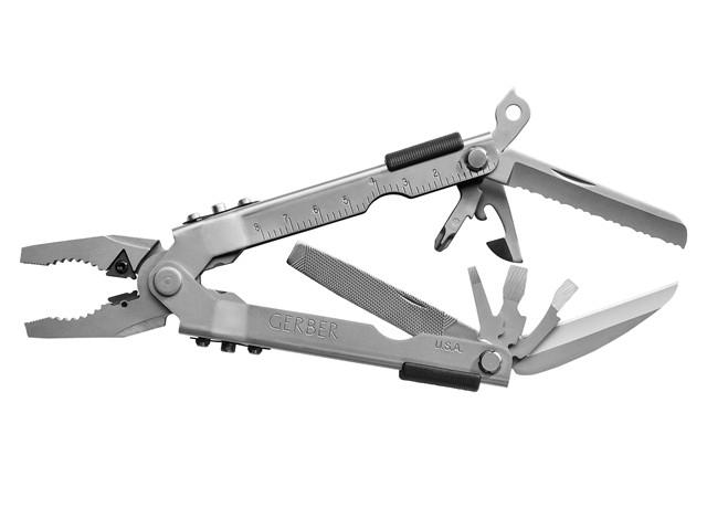 Stainless Steel Multi-Plier 600 - Bluntnose