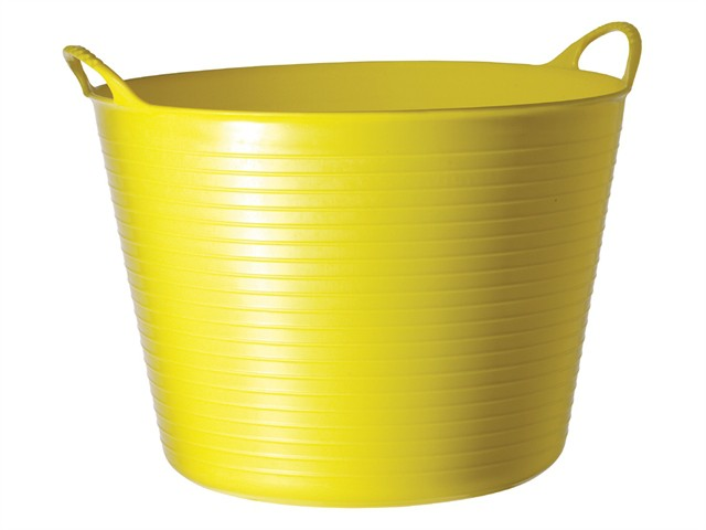 Gorilla Tub® Large 38 Litre - Yellow