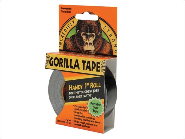 Gorilla Tape Handy Roll 25mm x 9m