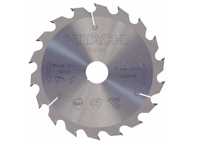 Circular Saw Blade 185 x 30mm x 18T