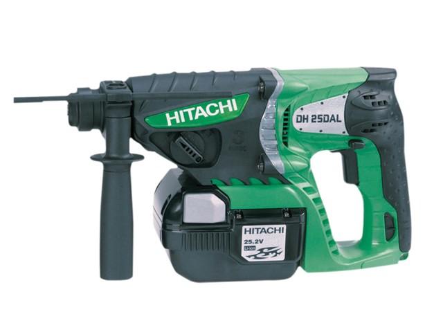DH25DAL SDS Plus Hammer Drill 25.2V 2 x 2.0Ah Li-Ion