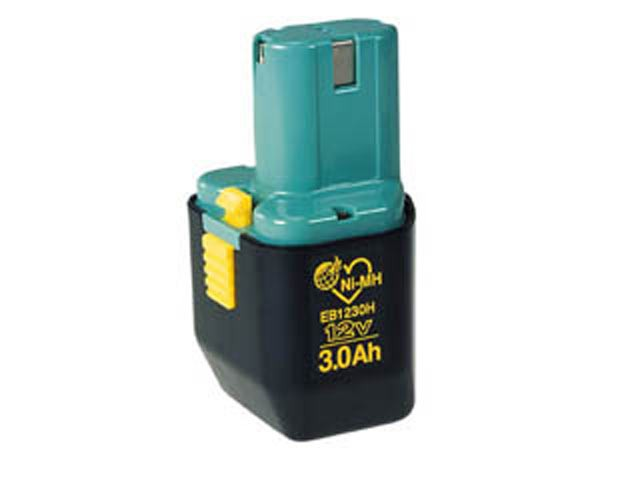 EB 1230H Battery 12V 3.0Ah NiMH