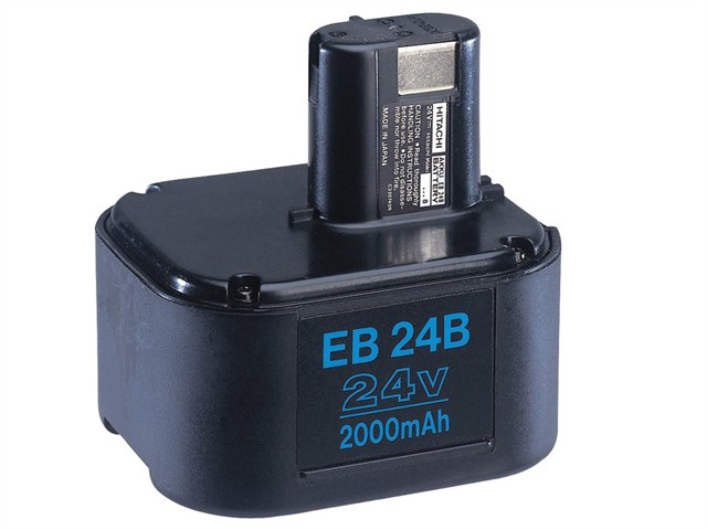 EB 24B Battery 24V 2.0Ah NiCd