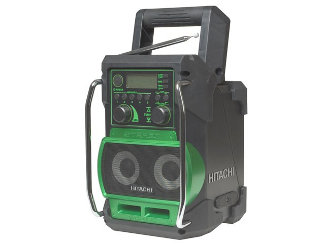 UR18DSL Site Radio 240V & Battery Powered Bare Unit