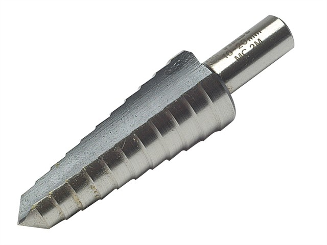 MC 1M High Speed Steel Step Drill 4 - 12mm