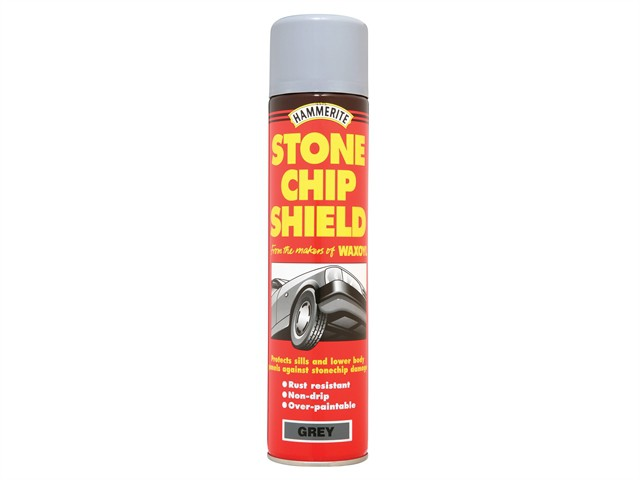 Stonechip Shield White Aerosol 600ml