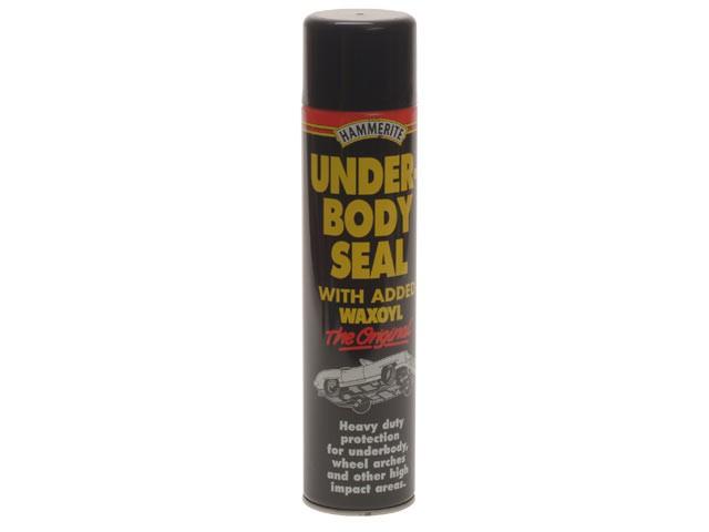 Underbody Seal Aerosol 600ml