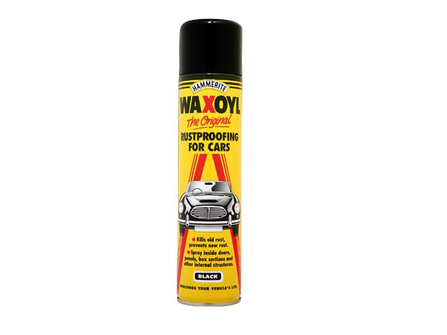 Waxoyl Clear Aerosol 400ml