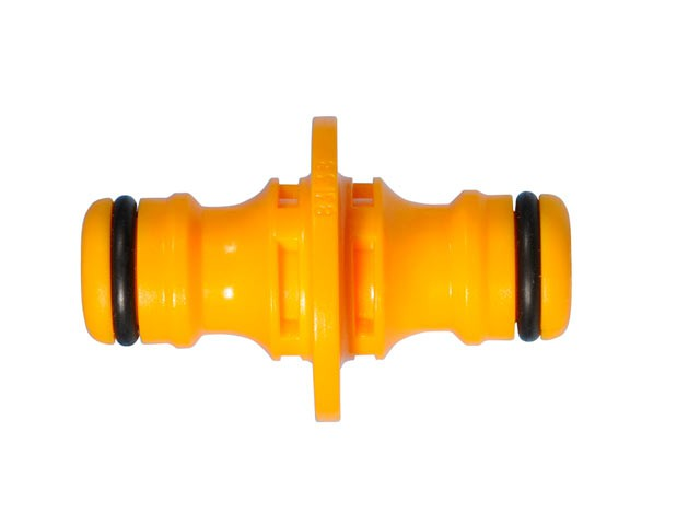 2291 Double Male Connector 12.5mm (1/2in)