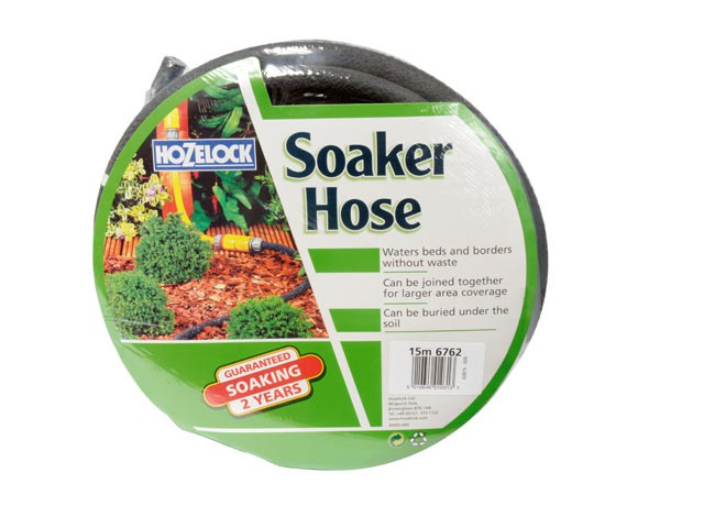 Porous Soaker Hose 15m12.5mm (1/2in) Diameter