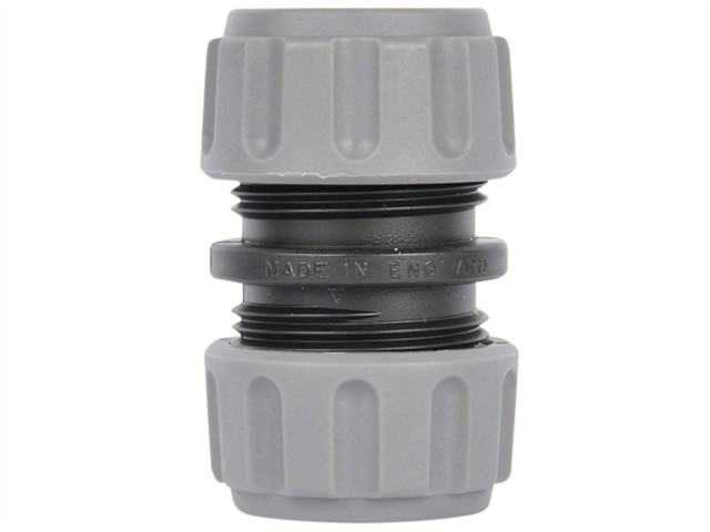 7017 Straight Connector 13mm (Pack 2)