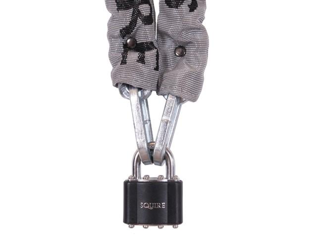 Toughlok Lock & Chain Set 90cm x 5mm
