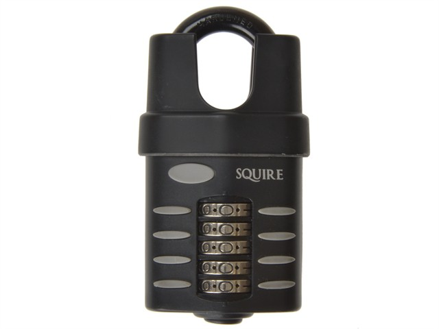 CP60 Combination Padlock 5-Wheel 60mm Close Shackle