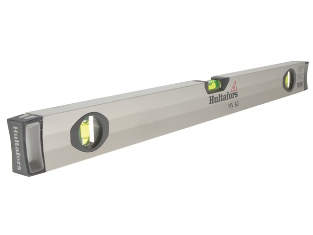 HV 200 Aluminium Craftsman Spirit Level 3 Vial 200cm