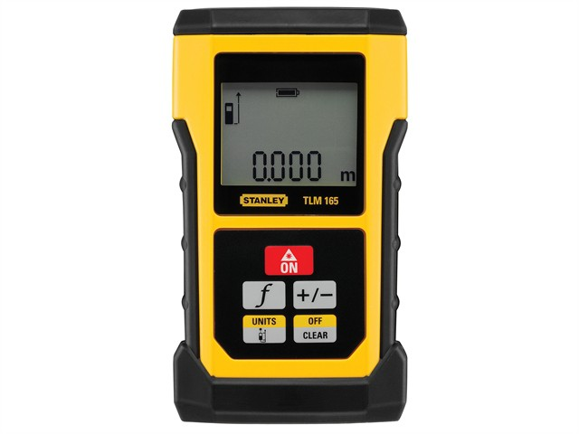 TLM 165 True Laser Measure 50m
