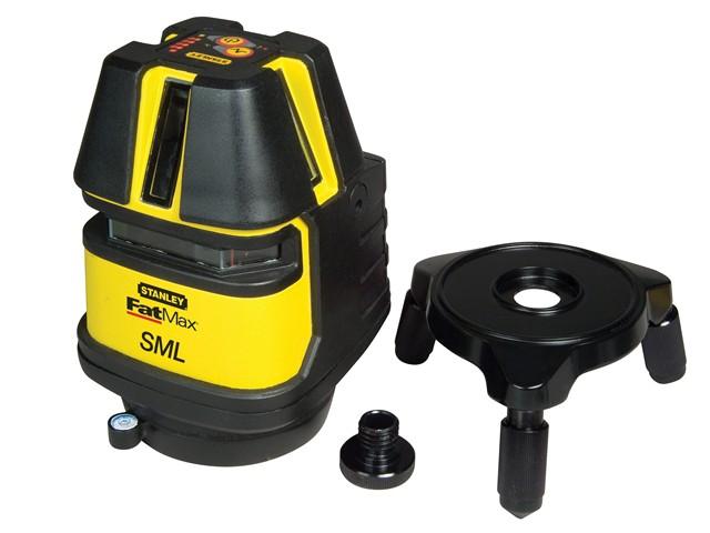SML FatMax Multi-Line Laser Level